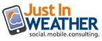 Just In Weather Logo