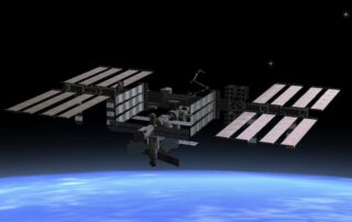 ISS Flyover October 8 2020