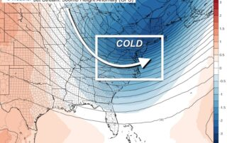 October 20 jet stream weather winter cold outlook