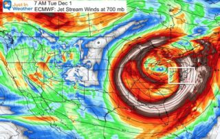 November 25 weather storm winter jet stream December