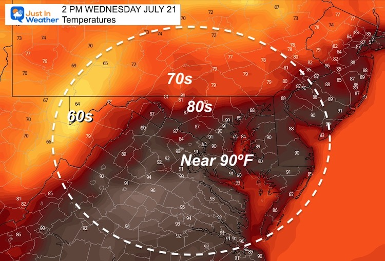 July_21_weather_temperatures_afternoon_Wednesday