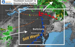 August_19_weather_Thursday_morning