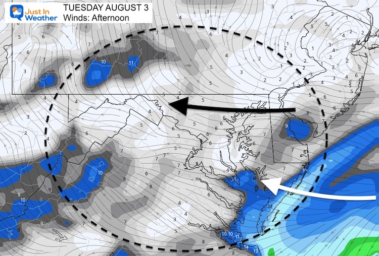 August_2_weather_winds_Tuesday_afternoon