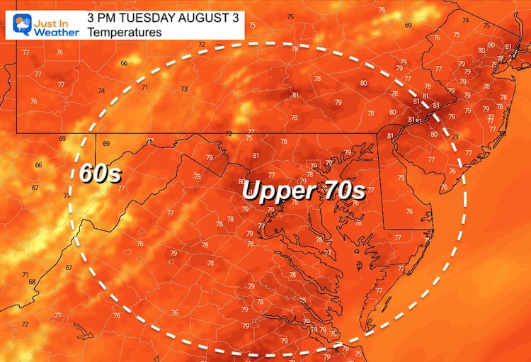 August_3_weather_temperatures_Tuesday_afternoon