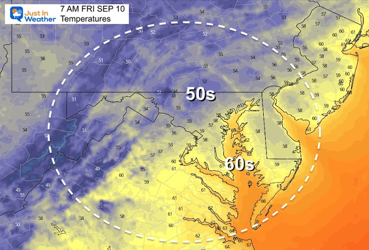 september-9-weather-temperatures-friday-morning