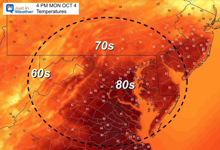 october-4-weather-temperatures-monday-afternoon